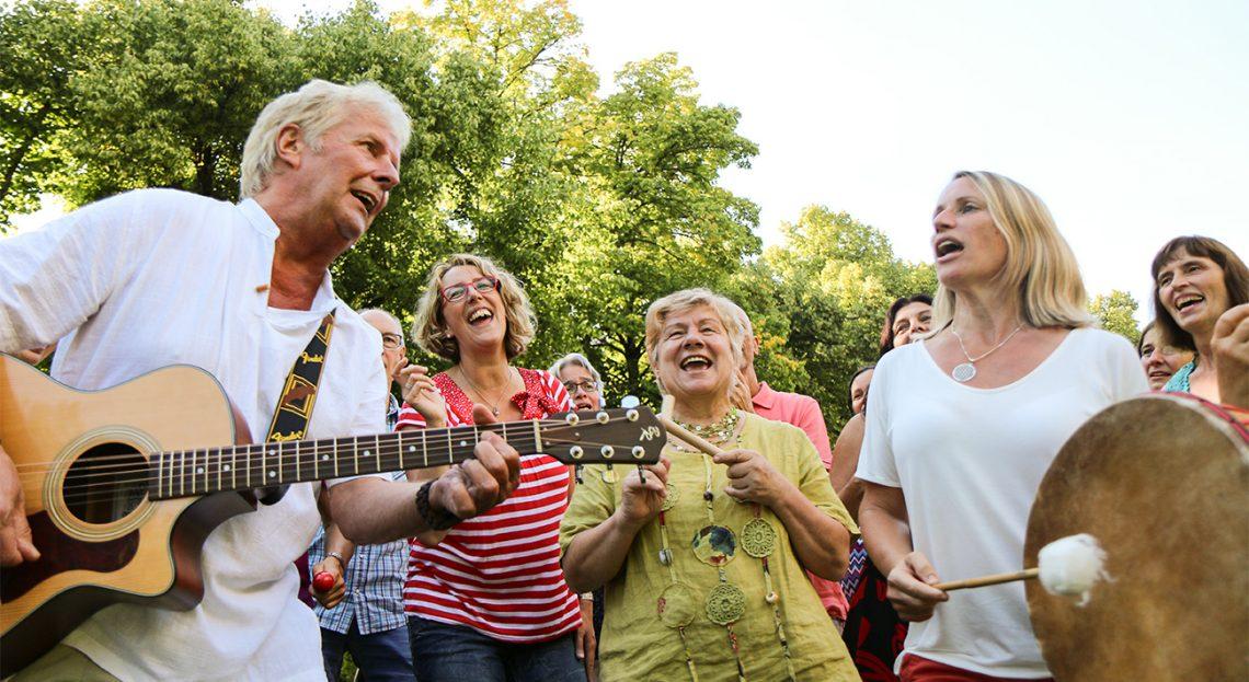 Heilsames singen in Duisburg