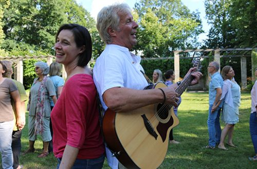 Singen mit Norbert Knabben